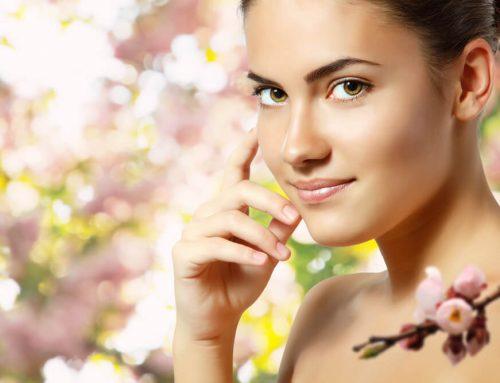 Tavaszi arcápolás – Bőrproblémák kezelése tavasszal